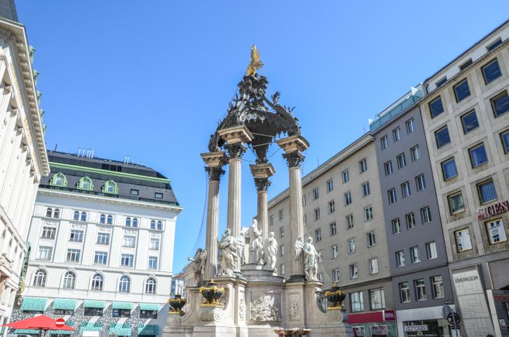 Vermaehlungsbrunnen Hoher Markt (c) STADTBEKANNT