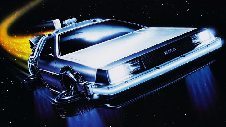 Foto: Back to the Future II (c) 1989 Universal