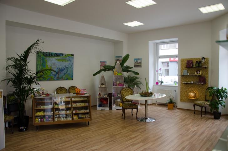 Schauraum pure-vegi cosmetics (c) STADTBEKANNT