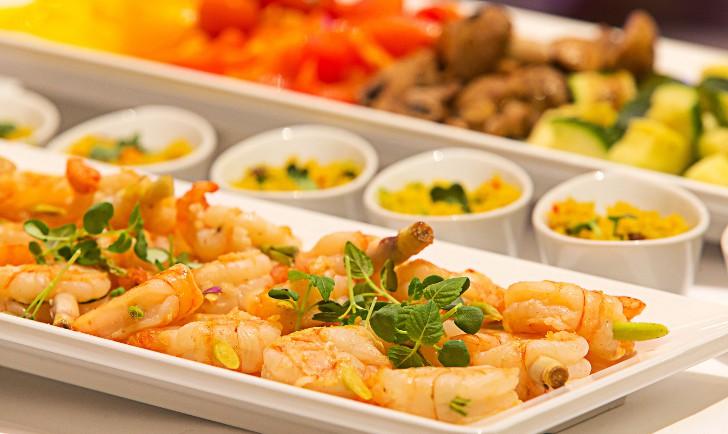 Foto: Buffet (c) Gourmet Group