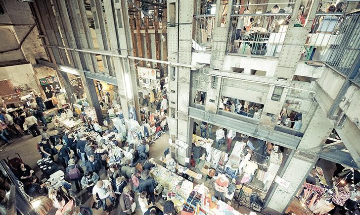 Foto: Feschmarkt (c) Claudio Farkasch