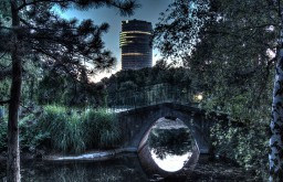 Floridsdorf Wasserpark (c) STADTBEKANNT Zohmann