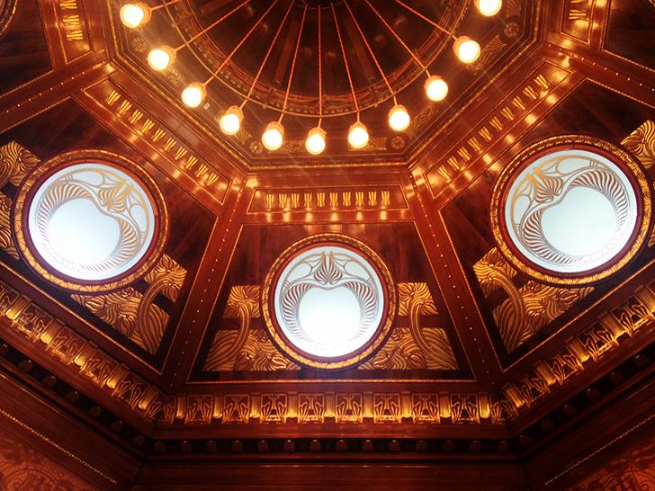 Foto: STADTBEKANNT Hofpavillon Hietzing