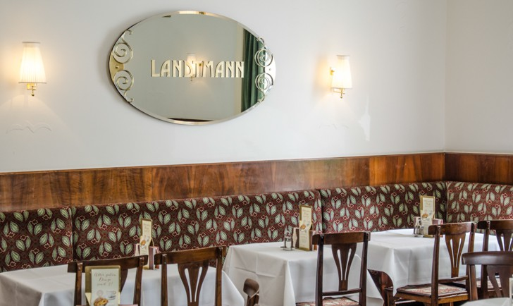 Cafe Landtmann Bank (c) STADTBEKANNT
