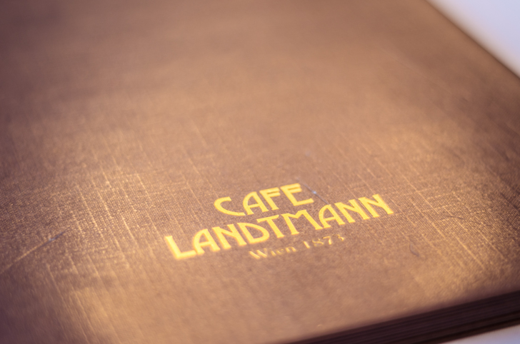 Cafe Landtmann Karte (c) stadtbekannt.at