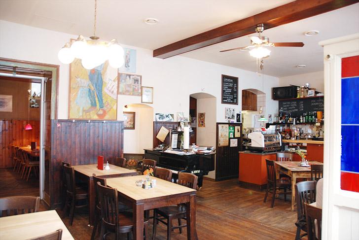 Zum Roten Bären Restaurant (c) STADTBEKANNT Voggenberger