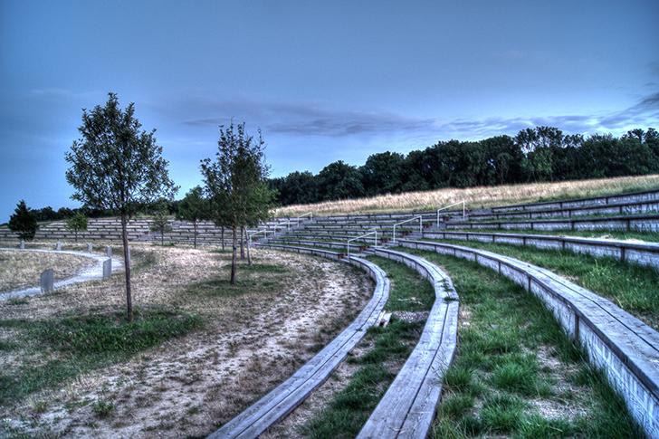 Am Himmel Amphitheater (c) STADTBEKANNT Zohmann