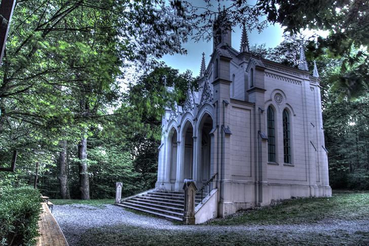 Am Himmel Kapelle (c) STADTBEKANNT Zohmann
