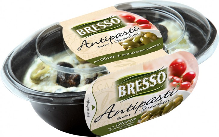 Bresso Antipasti zum Streichen (c) Bongrain