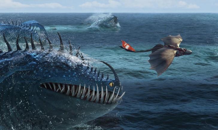 Foto: Drachenzähmen leicht gemacht 2 (c) 2014 DreamWorks-Animation-L.L.C., 20th-Century-Fox