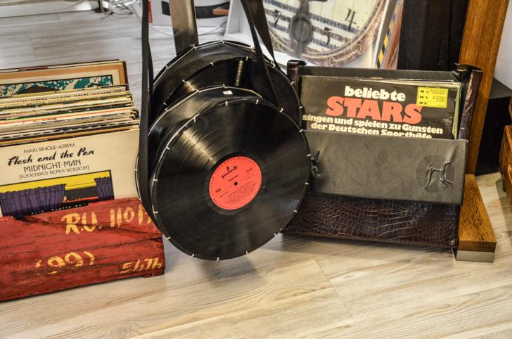 Foto: Graf und Graefin Schallplatten (c) STADTBEKANNT