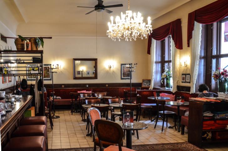 Cafe Hegelhof (c) STADTBEKANNT