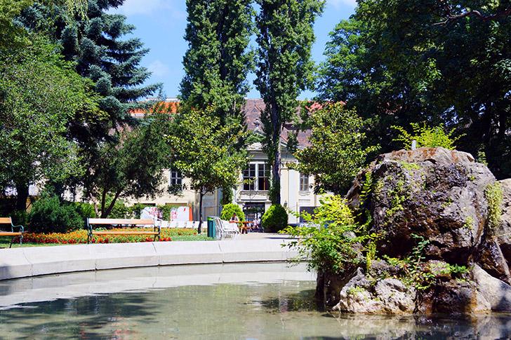 Josefstadt Park (c) STADTBEKANNT Zohmann