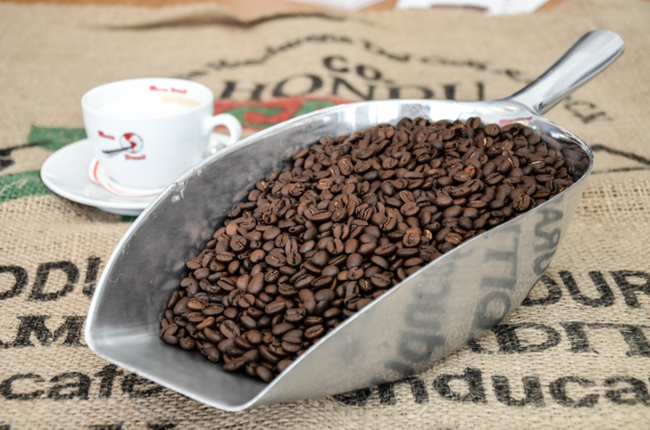 Kaffeeroesterei Brasil Kaffeetasse (c) STADTBEKANNT