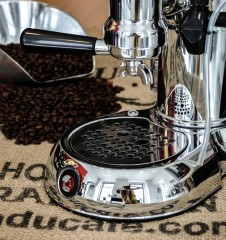 Kaffeeroesterei Brasil Maschine (c) STADTBEKANNT