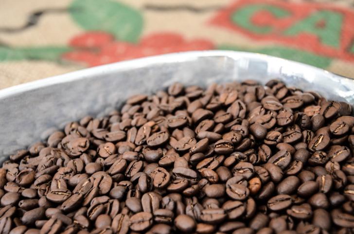 Kaffeeroesterei Brasil Foto: STADTBEKANNT