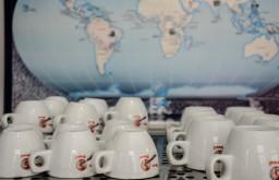 Kaffeeroesterei Brasil weltweit (c) STADTBEKANNT