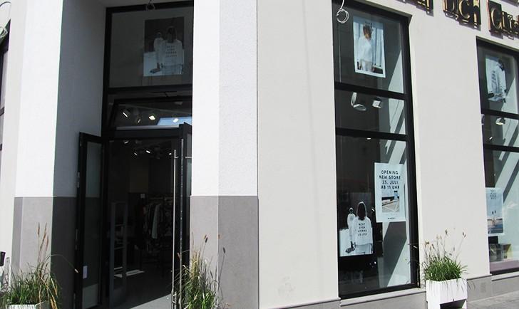 Kauf dich gluecklich Eingang (c) STADTBEKANNT Moser