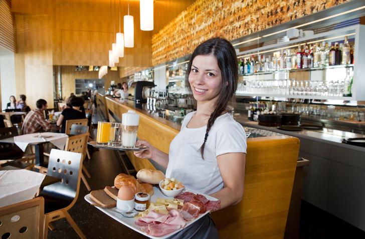 Frühstück im Stadtkind (c) Stadtkind