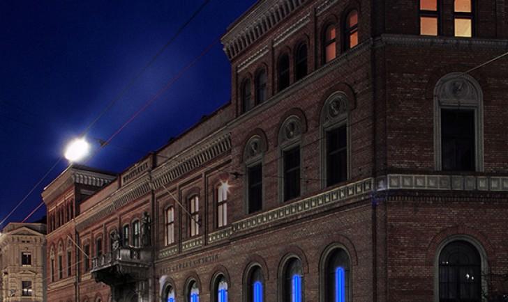 Foto: WUK Gebäude (c) WUK