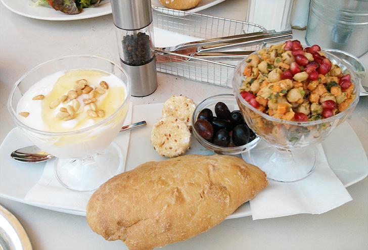 Cafemima Frühstück (c) STADTBEKANNT