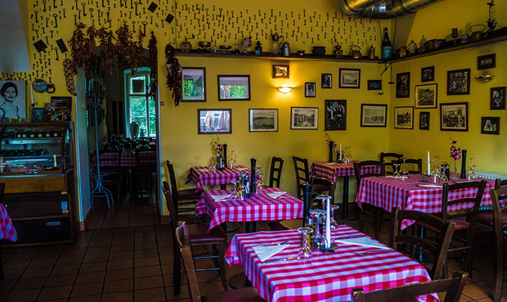 Josefstadt Pizzaria La Delizia (c) STADTBEKANNT Zohmann