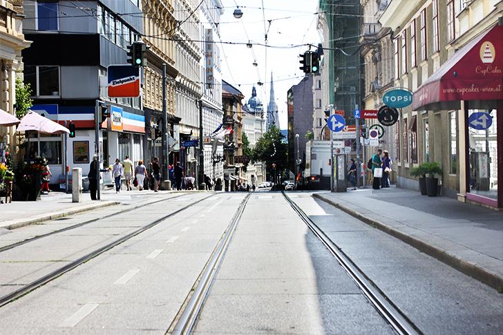 Josefstädter Straße (c) STADTBEKANNT