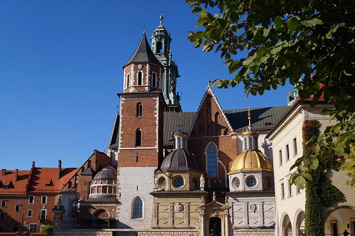 Krakau Wawel (c) STADTBEKANNT Zohmann