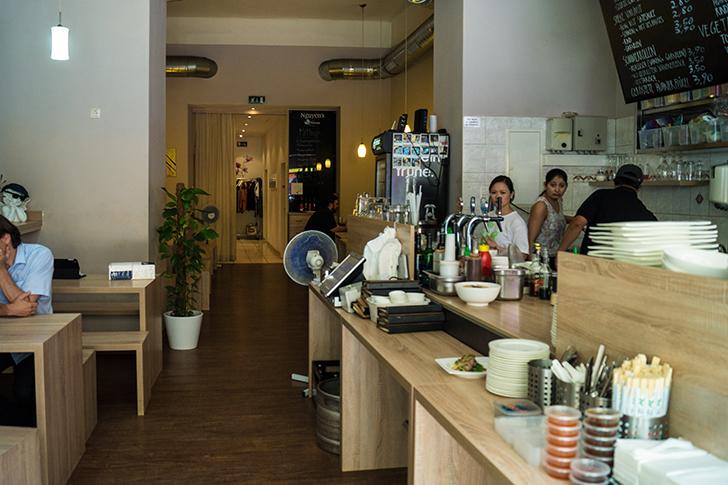 Tresen Nguyen's Pho House (c) STADTBEKANNT Zohmann