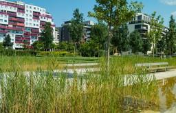 Park Nordbahnviertel (c) STADTBEKANNT Zohmann
