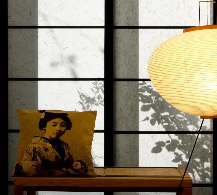 Schiebewand mit Japanpolster (c) Somnifer