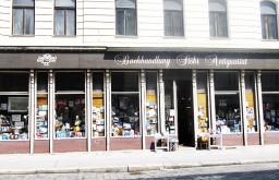 Buchhandlung Stöhr (c) STADTBEKANNT Moser