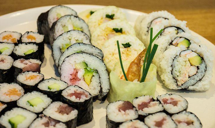 Sushi (c) STADTBEKANNT Zohmann