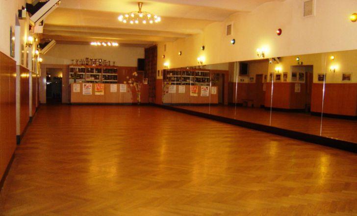 Tanzschule Mühlsiegl Wien großer Saal