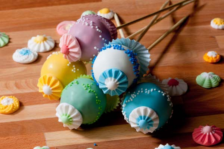 Cake Pops Julie Pop Bakery
