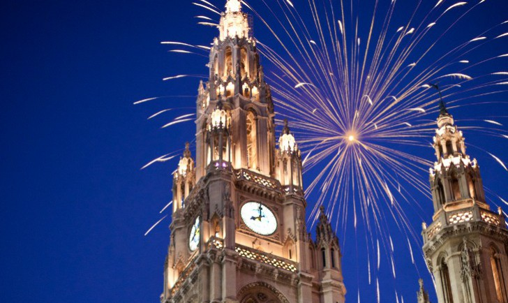 Foto: Rathaus Silvester (c) Gourmet Group