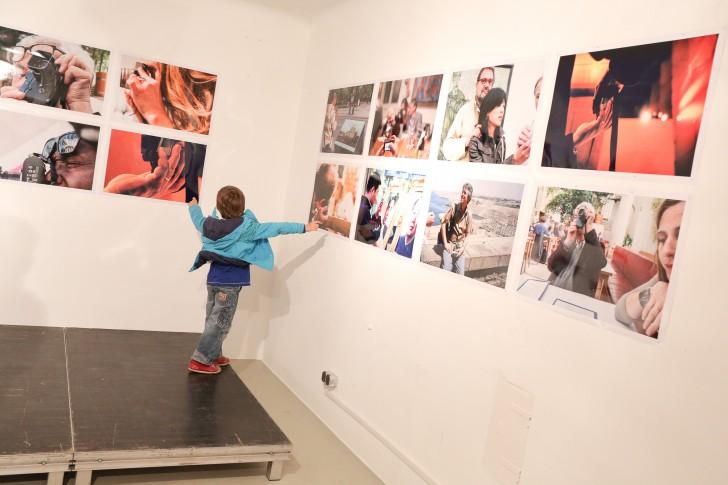 Lomo-Shop Vienna Ausstellung (c) LOMOGRAPHY EMBASSY SHOP VIENNA/Katharina Schiffl