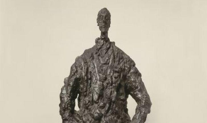 Alberto Giacometti - Diego in Wolljacke (c) Alberto- Giacometti-Stiftung Kunsthaus Zürich