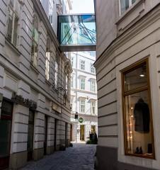 Ballgasse Wien (c) STADTBEKANNT Zohmann
