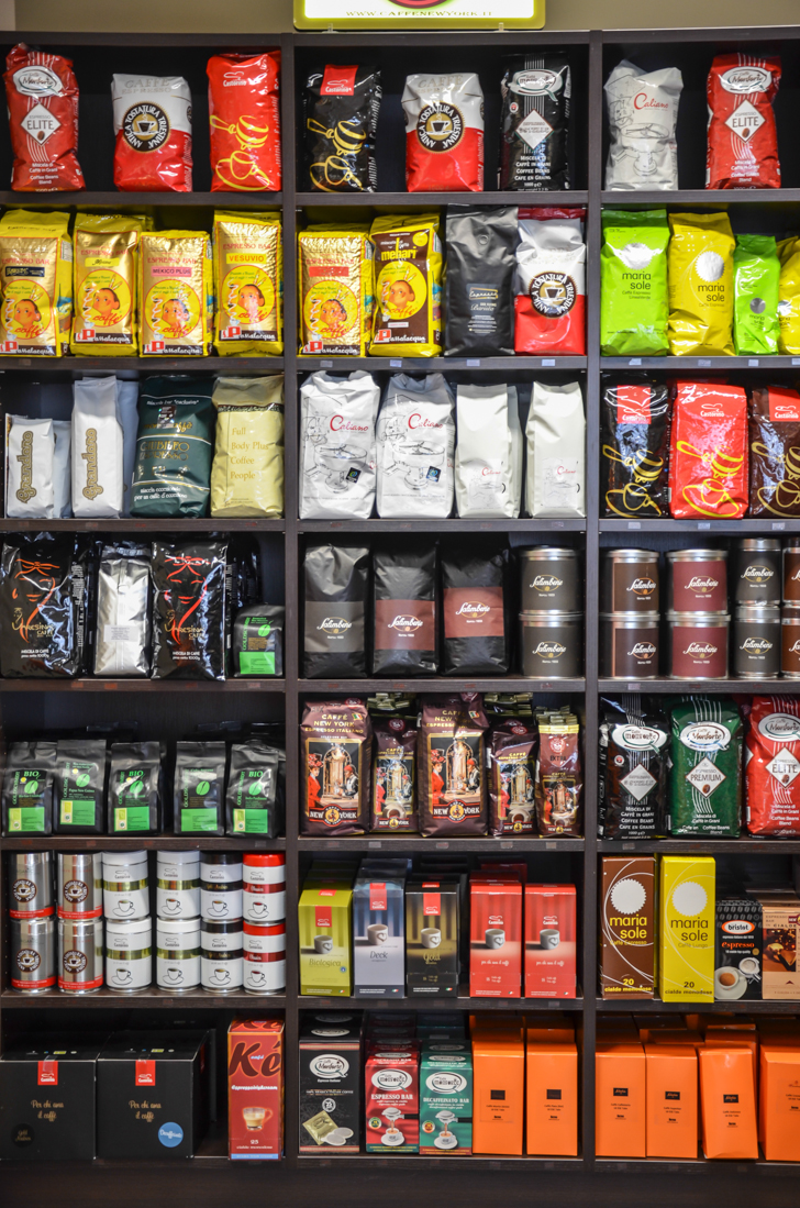 Beans - Kaffeeauswahl (c) STADTBEKANNT