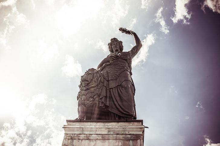 München Bavaria Statue (c) STADTBEKANNT Adamek