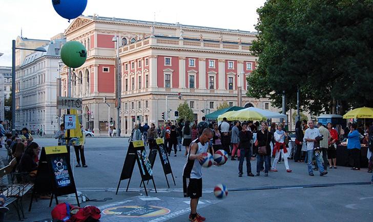 Buskers-Festival 2014 (c) STADTBEKANNT Buchinger
