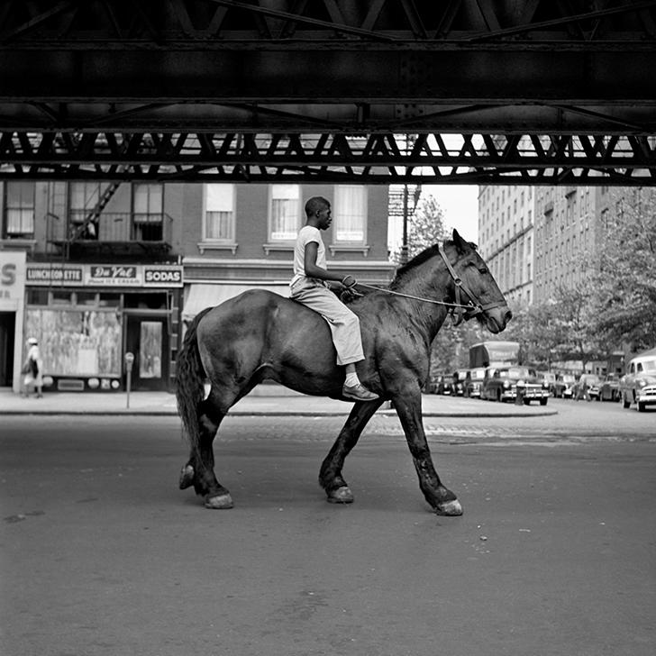 Finding Vivian Maier Straßenaufnahme (c) 2014 Polyfilm Verleih