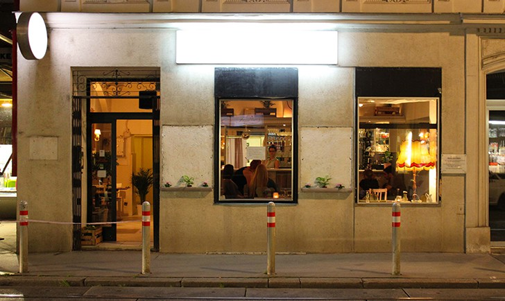 Frauleins Cafe (c) STADTBEKANNT Friedl