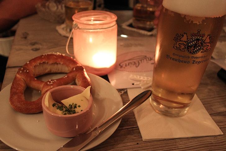 Frauleins Cafe Butterbreze (c) STADTBEKANNT Friedl