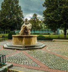 Herderpark Meerjungfrau (c) STADTBEKANNT Zohmann