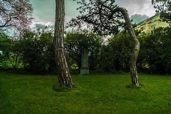 Leopoldau Park (c) STADTBEKANNT