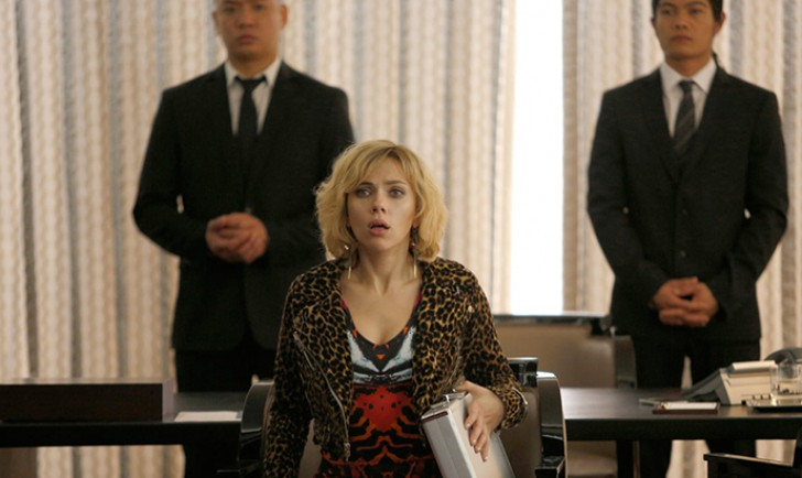 Lucy (c) 2014 Universal Pictures