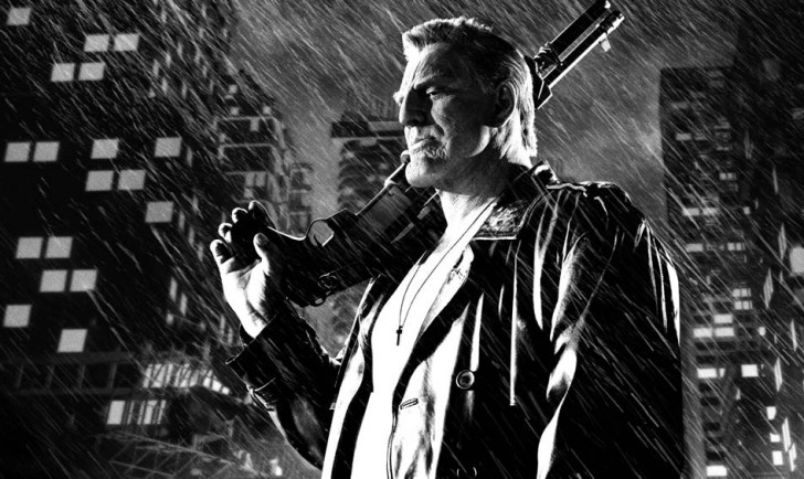 Sin City 2 - A Dame to Kill for (c) 2014 Sony Pictures Releasing GmbH