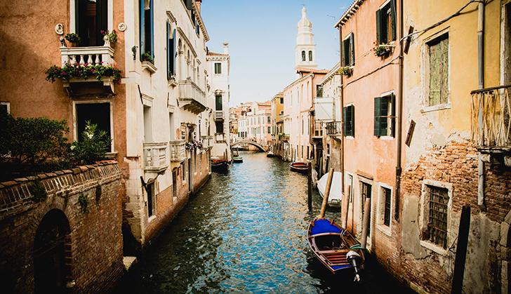 Venedig (c) STADTBEKANNT Adamek